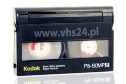 VHS na trwały nośnik DVD