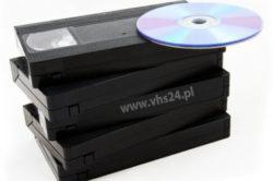bezpieczne przegranie vhs na dvd